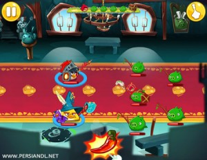 Angry Birds Epic – پرشین دانلود