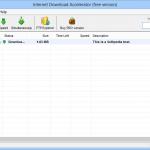 Internet Download Accelerator S3