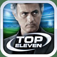 Top Eleven 4.8.1 بازی مربیگری فوتبال برای موبایل