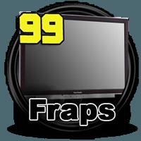 Beepa Fraps 3.5.99 گرفتن عکس و فیلم از بازی