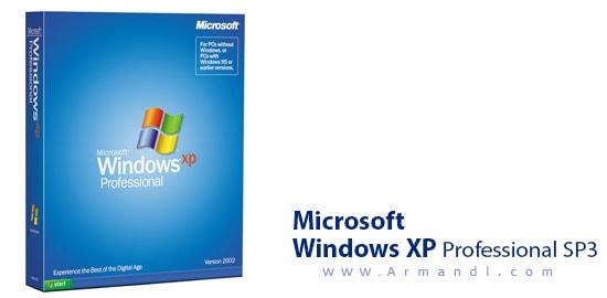Microsoft Windows XP SP3
