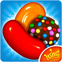 Candy Crush Saga 1.79.0.3 بازی آبنبات های مچاله برای موبایل