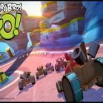 بازی Angry Birds Go