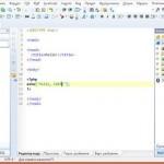 نرم افزار طراحی وب سایت