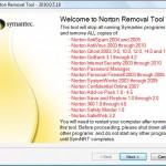 Norton Removal Tool