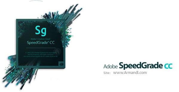 Adobe SpeedGrade