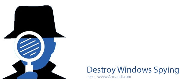Destroy Windows Spying