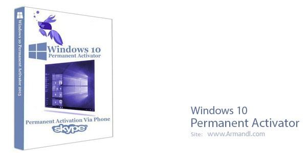 Windows 10 Permanent Activator