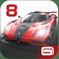 Asphalt 8 Airborne 2.5.0 بازی آسفالت برای موبایل + مود و دیتا