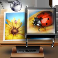 Benvista PhotoZoom 6.1.0 بزرگ کردن تصاویر بدون افت کیفیت