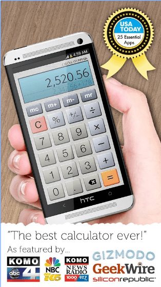Calculator Plus