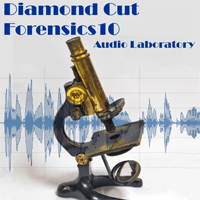 Diamond Cut Forensics Audio Laboratory 10.00 آنالیز اصوات