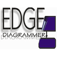 EDGE Diagrammer 6.40.2108 طراحی انواع نمودار و فلوچارت