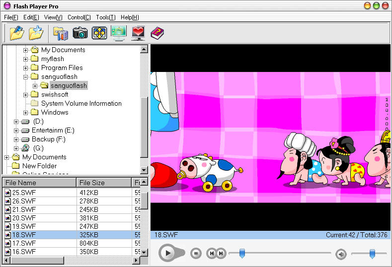 Flash Player Pro