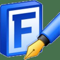 FontCreator 10.0.0.2095 ساخت و ویرایش فونت