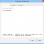 Google Drive s3