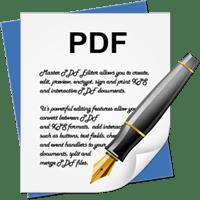 Master PDF Editor 3.7.02 نرم افزار ویرایش فایل های PDF