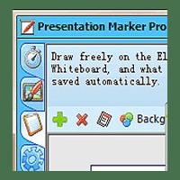 Presentation Marker 2.8.0 عکسبرداری ازصفحه نمایش