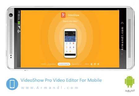 VideoShow Pro Video Editor Banner