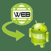 Website 2 APK Builder 2.1 تبدیل سایت به اپلیکیشن اندروید