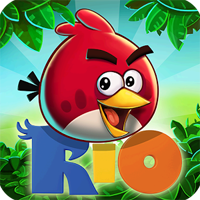 Angry Birds Rio v2.6.2 بازی سرگرم کننده برای موبایل