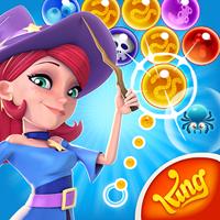 Bubble Witch 2 Saga 1.53.7 بازی پازلی برای موبایل