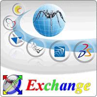 Delcam Exchange 8.4.1004 نرم افزار تغییر فرمت فایل های CAD