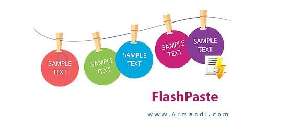 Flashpaste