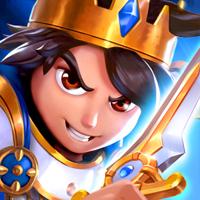 Royal Revolt 2 2.5.0 بازی اکشن برای موبایل