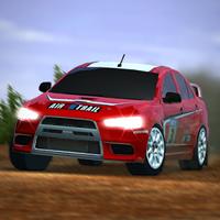 Rush Rally 2 1.65 بازی رالی مسابقه ای برای موبایل
