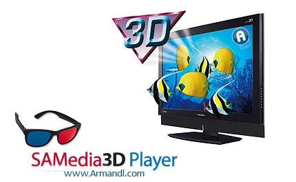 SAMedia3D Player