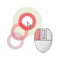SpotOnTheMouse 2.6.0 نمایش فعالیت های ماوس و صفحه کلید