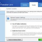 SystemTweaker
