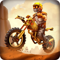Trials Frontier v4.3.0 بازی موتور سواری برای موبایل