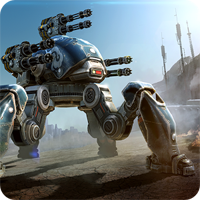 War Robots 1.9.0 بازی اکشن برای موبایل