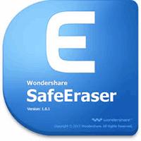 Wondershare SafeEraser 4.7.1 پاکسازی اطلاعات ios
