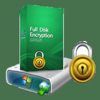 Gilisoft Full Disk Encryption 4.0 قفل گذاری قسمت های مختلف ویندوز