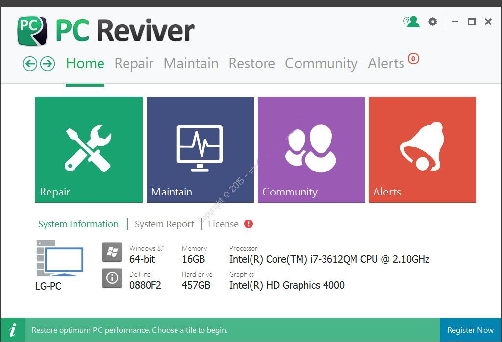 pc.reviver