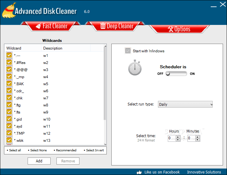 Advanced-Disk-Cleaner