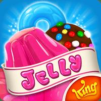 Candy Crush Jelly Saga 1.25.4 بازی پازلی برای موبایل