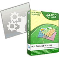 EMCO MSI Package Builder 5.2.6.3028 نرم افزار تبدیل فایل های EXE به MSI