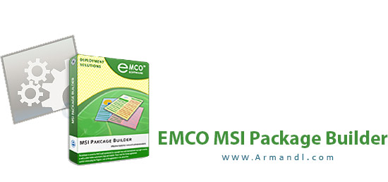 EMCO MSI Package Builder