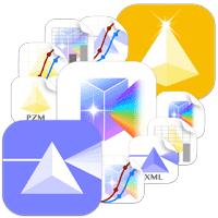 GraphPad Prism 6.07 نرم افزار حل مسائل مربوط به آمار و گراف های علمی