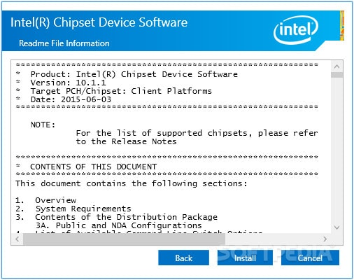 Intel-Chipset-Device