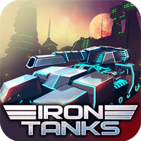 Iron Tanks 2.23 بازی اکشن برای موبایل