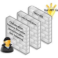 Eziriz .NET Reactor 4.9.7.0 نرم افزار محافظت از کدهای دات نت پروژه های نرم افزاری
