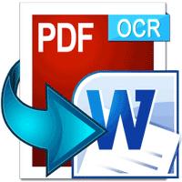 PDF OCR 4.3 نرم افزار تبدیل فایل پی دی اف به متن