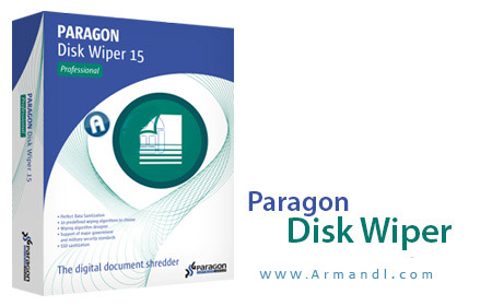 Paragon Disk Wiper