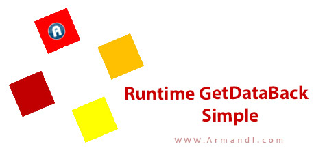 Runtime GetDataBack Simple