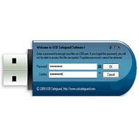 USB Safeguard 7.4 نرم افزار رمزگذاری و محافظت از اطلاعات موجود بر روی کارت های حافظه USB